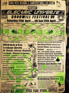Goodwill Festival 1999