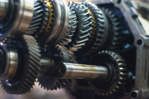 Transmission gear issues in a car being repaired in Carol Stream, Illinois