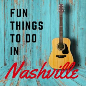 Everybody Loves Nashville | Sarah Jane Nelson, Nashville Realtor