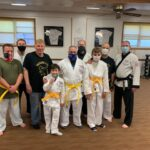 Congratulations new Yellow Belts!