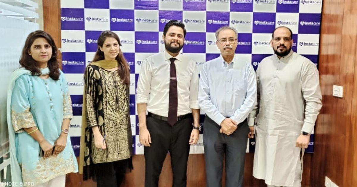 doctors hospital lahore lab partnership with InstaCare