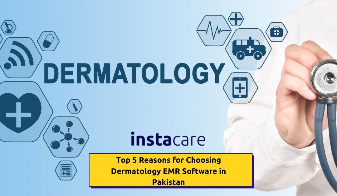 Dermatology EMR Software in Pakistan