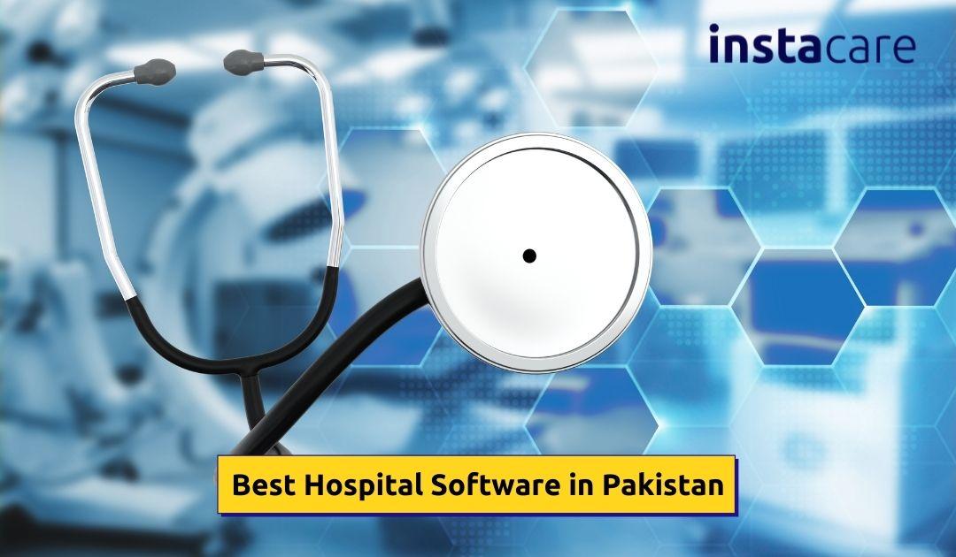 hospital software in Pakistan