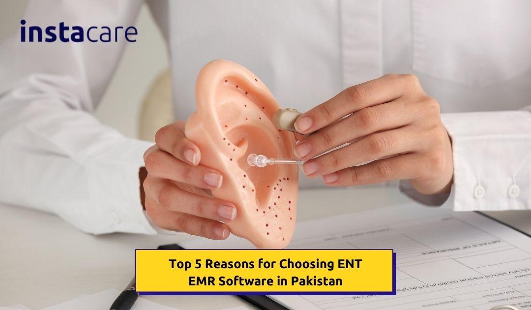 ENT EMR software in Pakistan