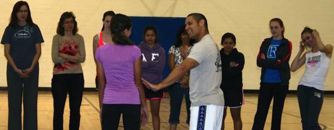 Women's Self Defense Classes. 909-476-9105