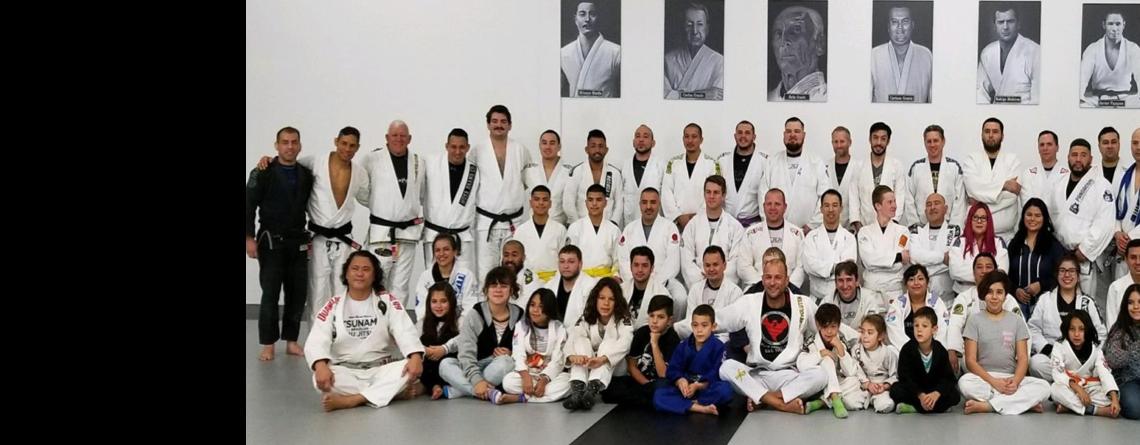 Why Javier Vazquez Jiu-Jitsu ?
