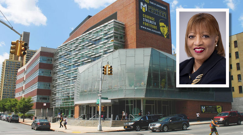 Dr. Patricia Ramsey:  First Woman President of Medgar Evers College