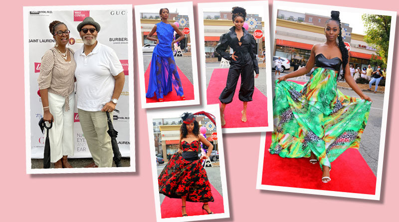 Fashion and Fundraising