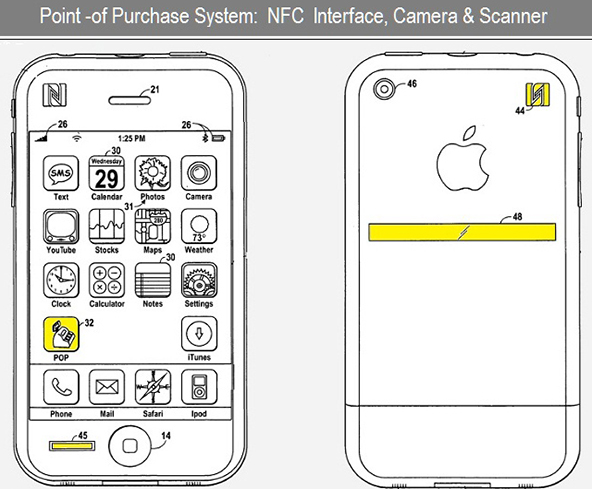 iPhone 5 to Act as a Debit Card