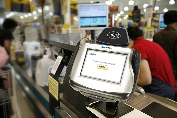 PayPal Is Coming to Your Grocery Store