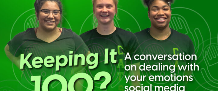 Keeping It 100? A conversation on dealing with your emotions social media