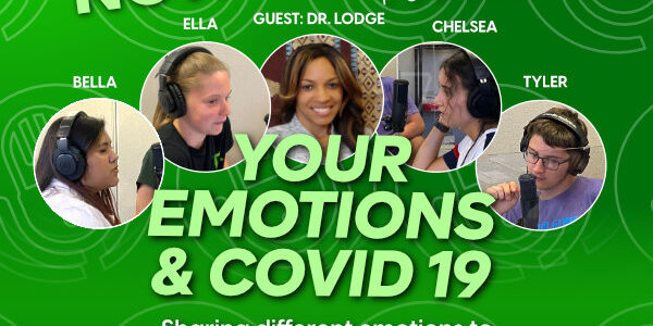 Your Emotions & COVID 19 with Special Guest, Dr. Tania Lodge