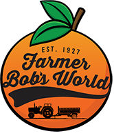 Farmer Bob's World Logo