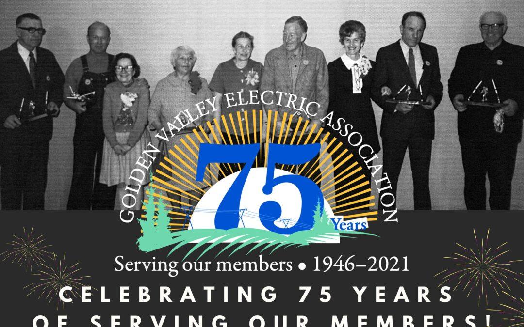 75th Anniversary Message from John Burns