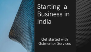 starting a business in india