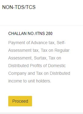 Challan No. 280
