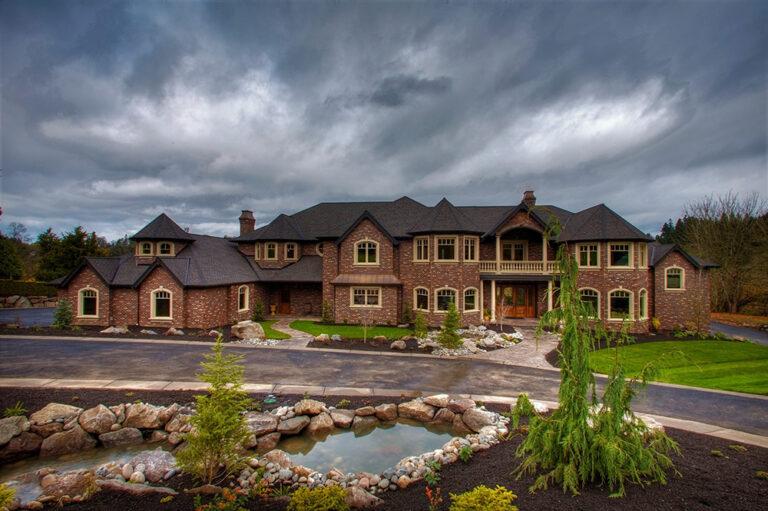 Doriot Construction Creekside Estateape custom home build builder in Vancouver WA Clark County