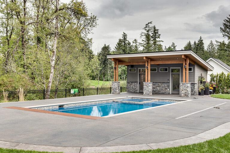 Timberline pool