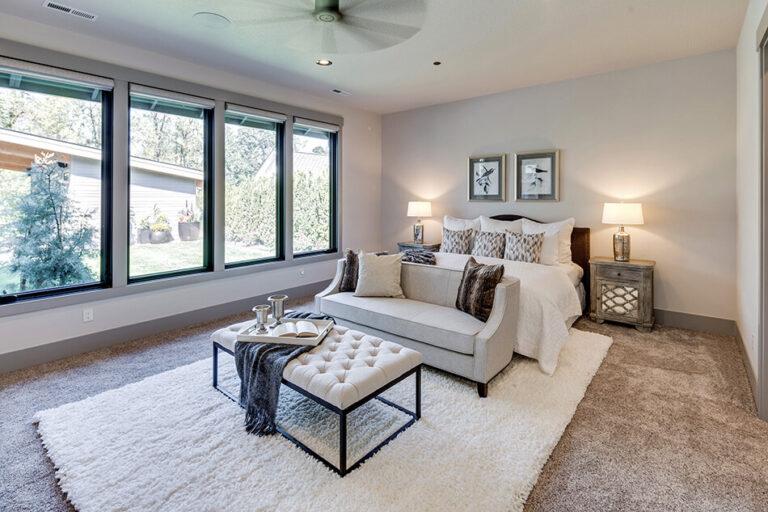 Timberline bedroom