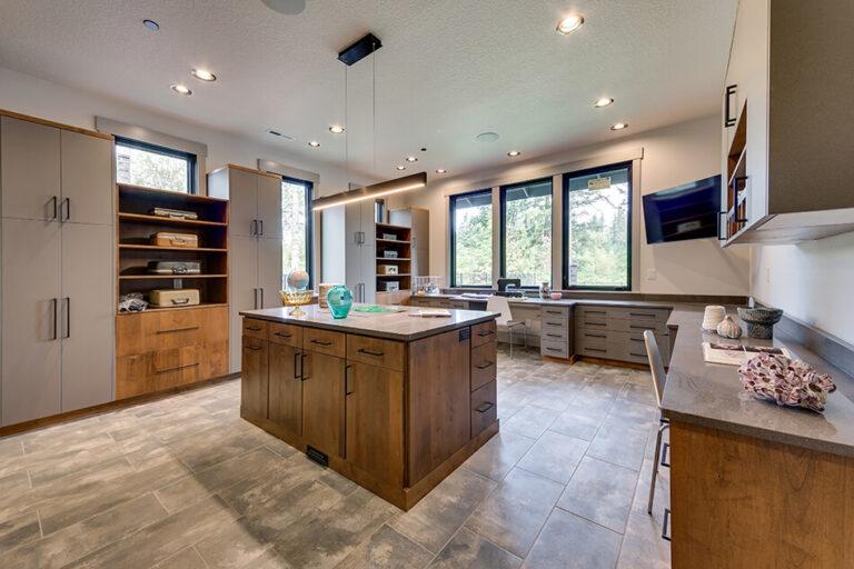 Timberline craftroom