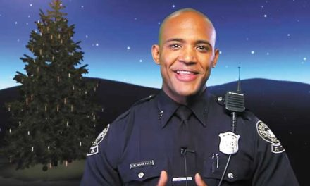 Cops Share Holiday Safety Tips