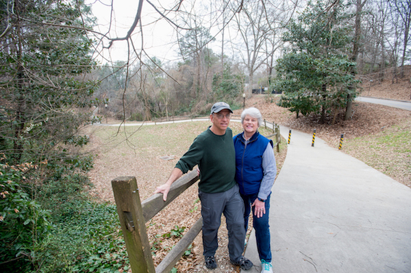 Explore Atlanta on Foot for Fun and Fitness