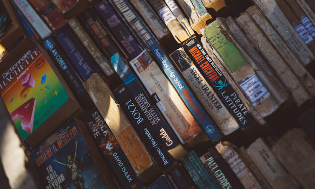 Friends of the Roswell Library Book Sale