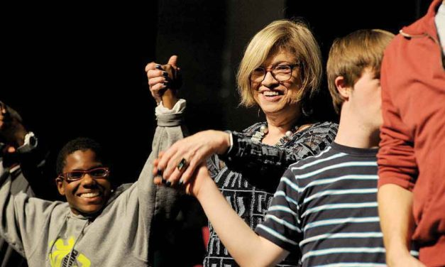MJCCA's Susie Davidow steps down, but not away