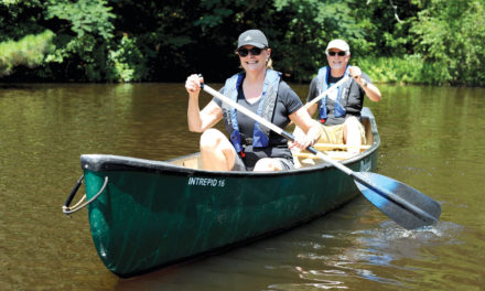 Cool Off with Canoes & Kayaks