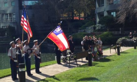 Out & About Veterans Day: November 2017