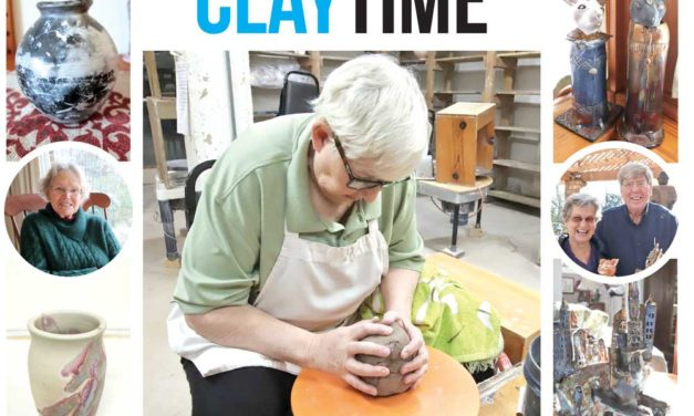 Claytime: The Joy and the Art of Ceramics