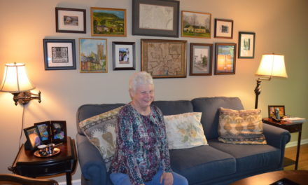 An Activist on the March: Jan Pratt Receives Profiles of Positive Aging Image Award