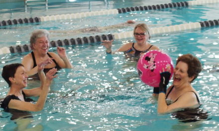 Making Seniors Stronger:Susan Longley has a passion for helping older adults get more fit and active