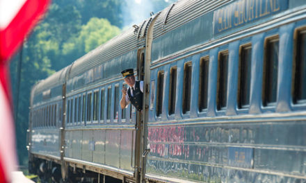 Ride the Rails: The Historic SAM Shortline Railroad