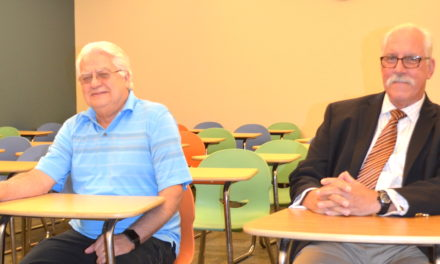 College Seniors:Older adults take to the campus