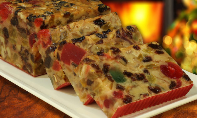 Nutty, Fruity Holiday Tradition:Georgia's Claxton fruit cake