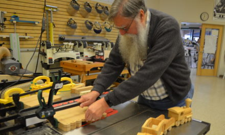 From Wood to Art: Woodworkers talk about their craft