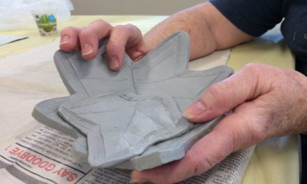 Molding Clay, Finding Creativity: Pottery classes bring out the artistic side
