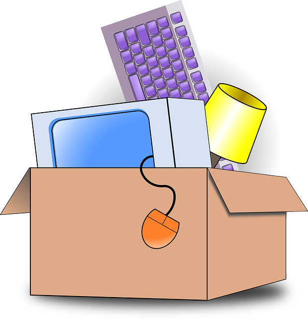 How to Move Your Tech to Your New Home