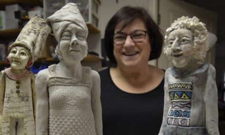 Stories in Clay: Potters discuss their art