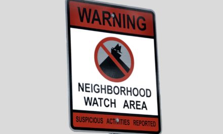 Watch Your Neighborhood: Gladys got it right