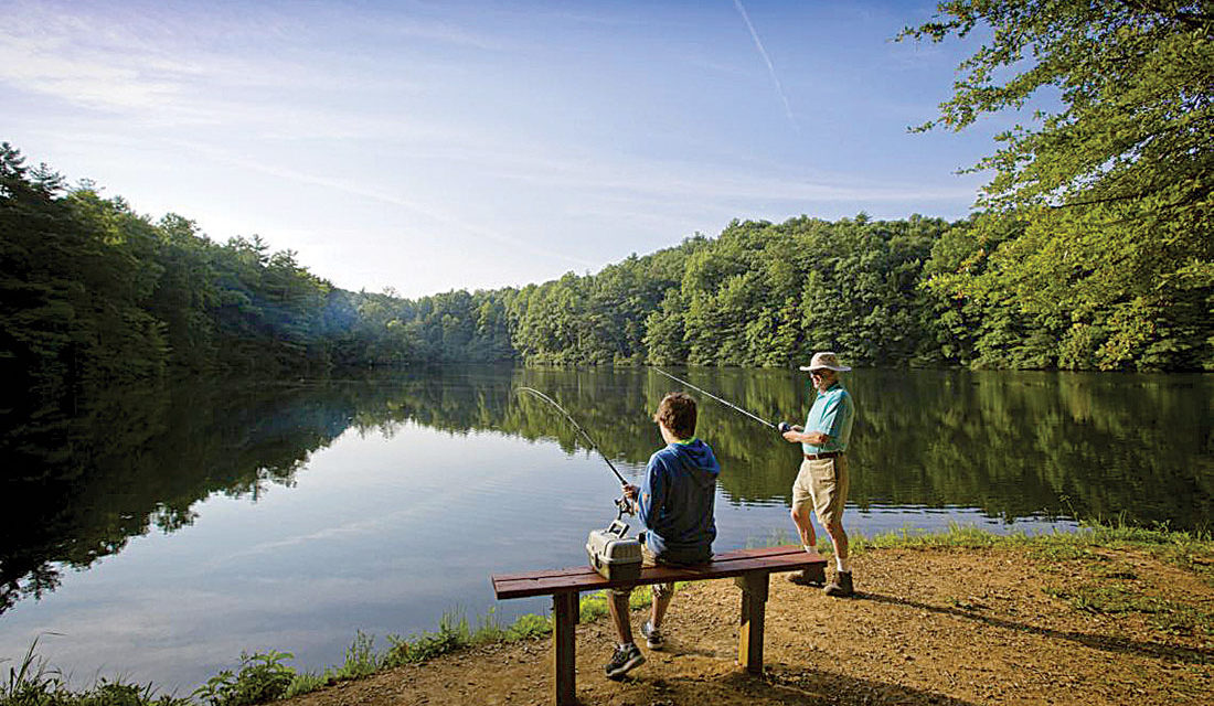 Head to Georgia State Parks for fun, education and history