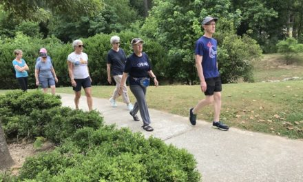 Finding Common Ground: Decatur Walking Group