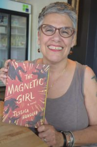 Magnetic girl author cover
