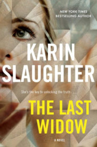 The Last Widow cover
