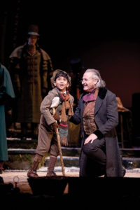Christmas Carol Tiny Tim