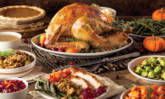 Thanksgiving Meals & More