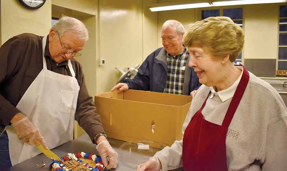 Two Million Served: Midtown church's food ministry