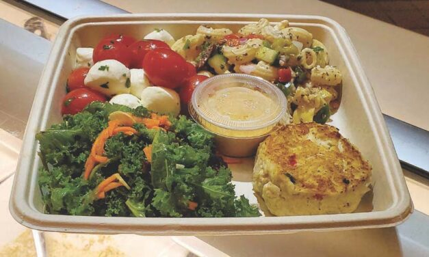 A summer picnic offers a chance for more than just takeout
