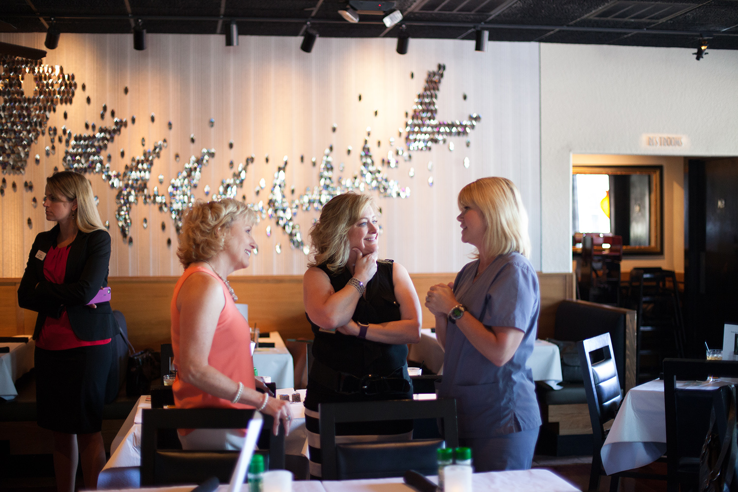 Showing Up: The Key to Networking